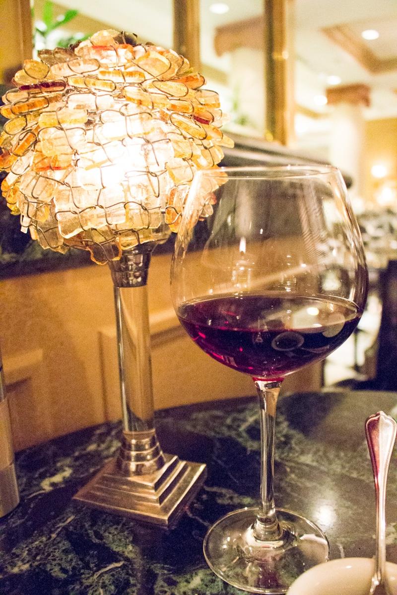 Wine at Fiorenzo