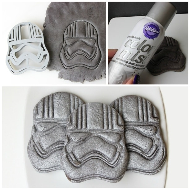 Captain Phasma cookies