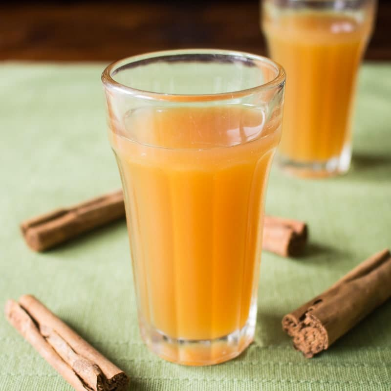 Apple Cider Tea Recipe