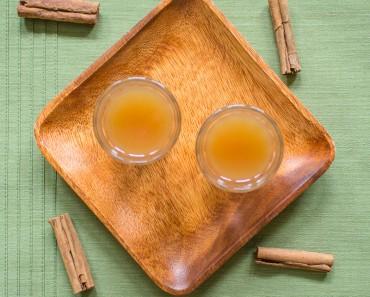Apple Cider Tea with Cinnamon