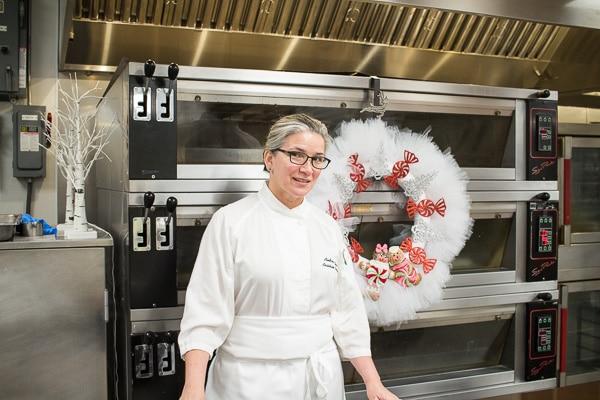 Hyatt Regency Orlando Chef Andrea Thomson