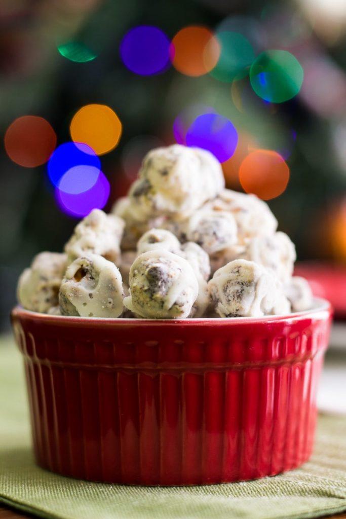 Popcorn for Christmas
