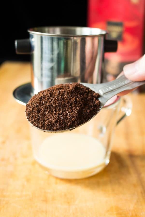how to make vietnamise coffee