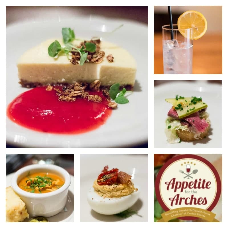 Appetite for the Arches Preview