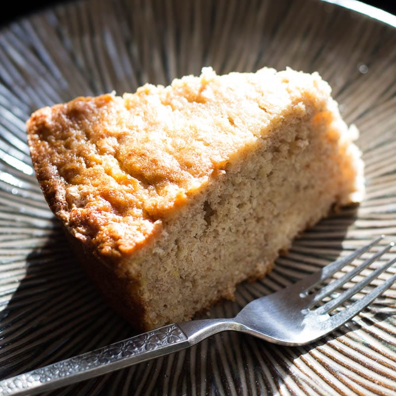 tips for making banana bread cake this banana bread cake recipe calls ...