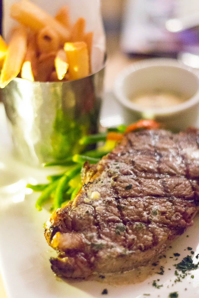 Be Our Guest Restaurant Steak