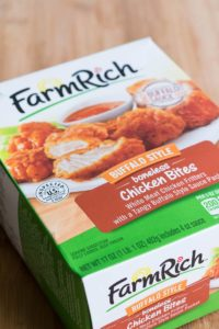 Farm Rich Buffalo Chicken Bites