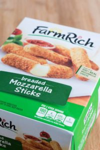 Farm Rich Mozzarella Sticks