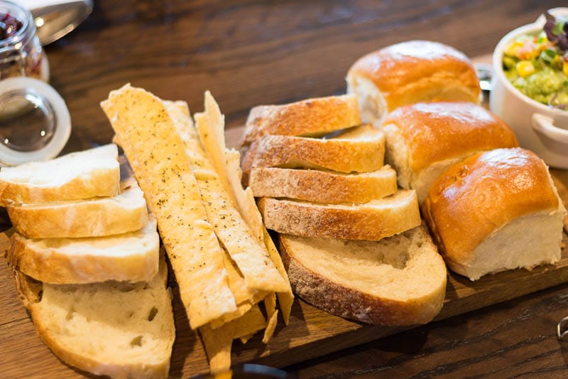 Four Seasons Orlando Plancha Brunch Bread