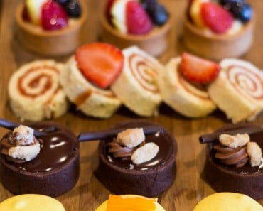 Four Seasons Orlando Plancha Brunch Dessert Board