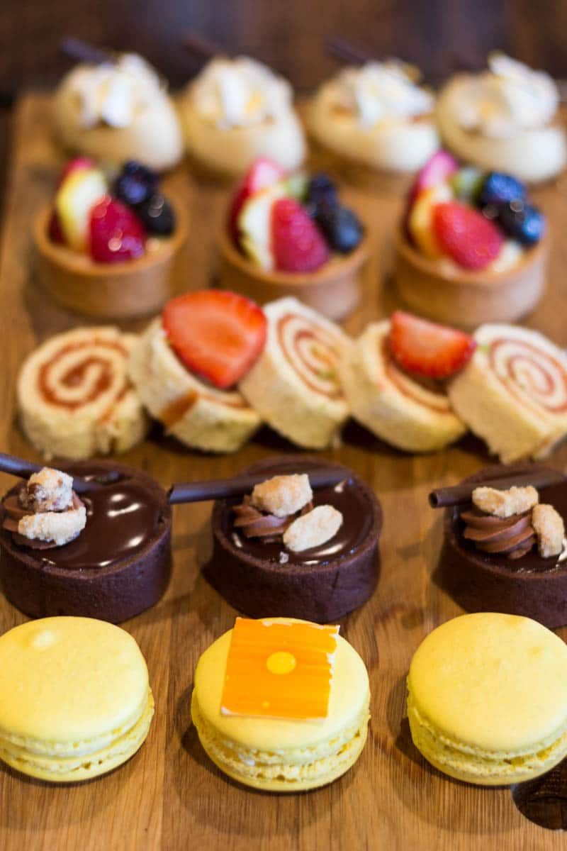 Four Seasons Orlando Plancha Brunch Dessert Board