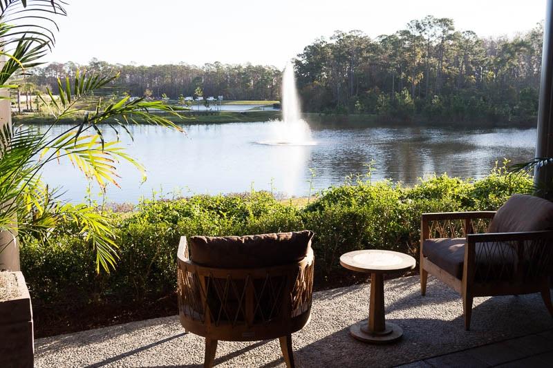 Four Seasons Orlando Plancha Brunch Exterior