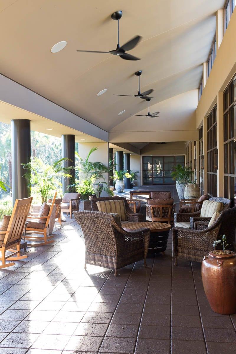 Four Seasons Orlando Plancha Brunch Patio