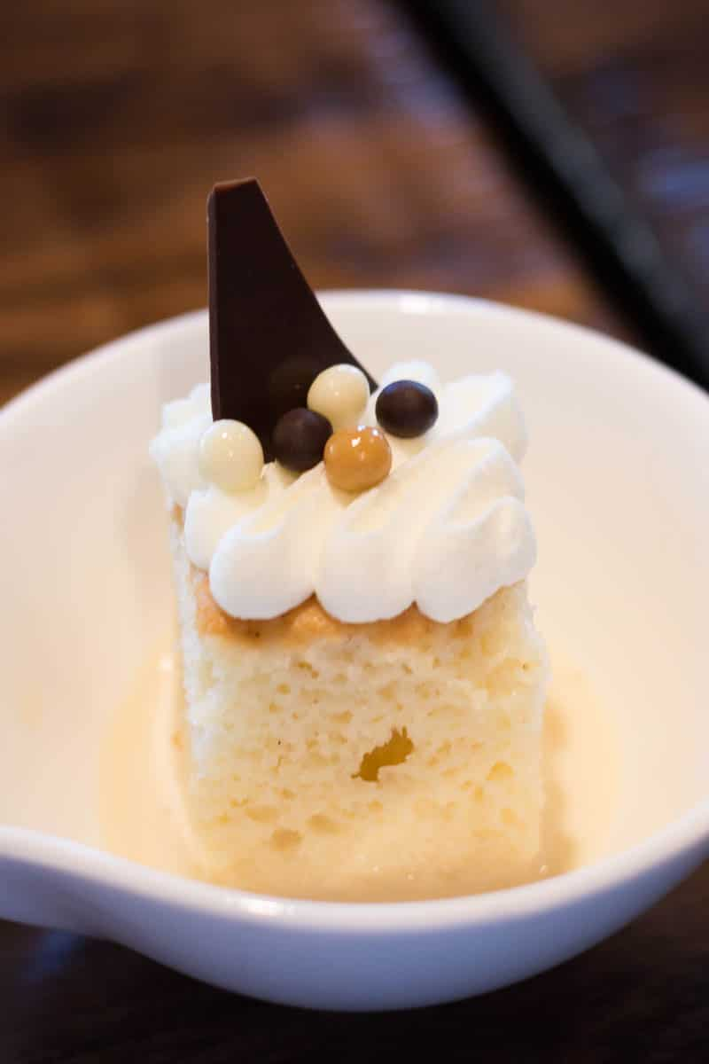 Four Seasons Orlando Plancha Brunch Tres Leches