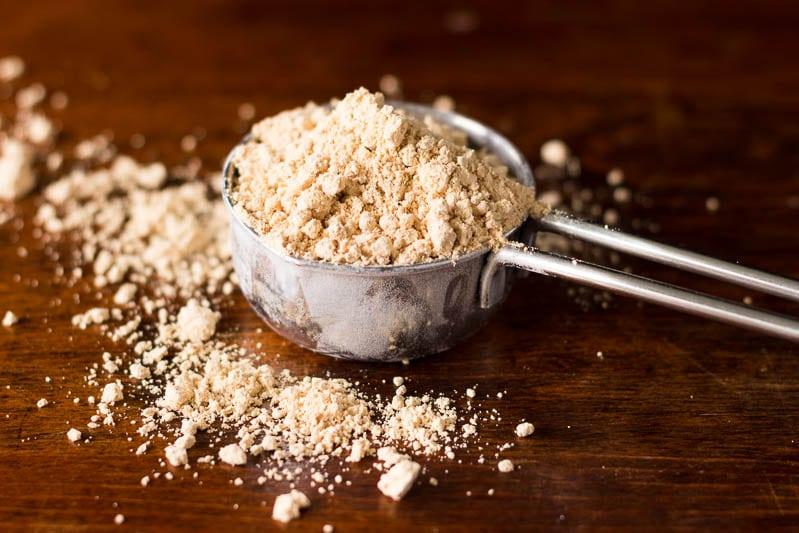 Jif Peanut Powder in a Recipe