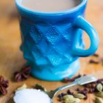 Make your own chai tea with this homemade blend of masala chai spices. Simple, quick, and tastes wonderful hot or iced. Easy to follow instructions.