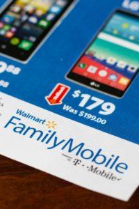 Walmart Family Mobile Flyer