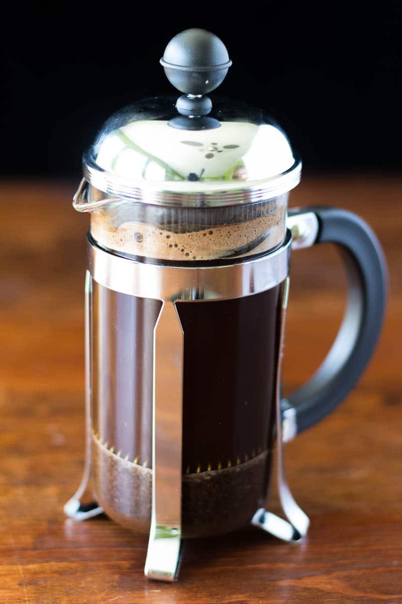 French Press Coffee Pot Best Way To Make French Press Coffee