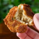 Tuna Cakes Italian Style with Just Four Ingredients!