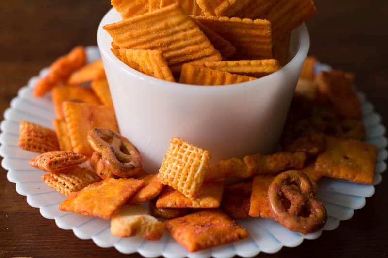 Cheez-Its Snack Mix