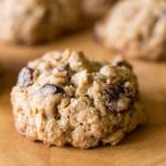 These easy breakfast cookies are made with oatmeal, cranberries, walnuts, and whole wheat. Delicious!