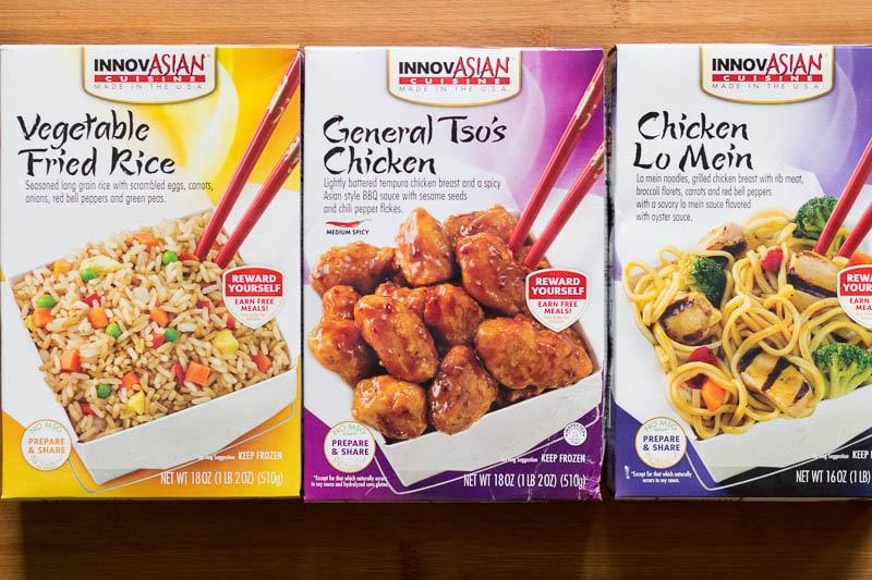 InnovAsian Dinners