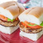 Italian Turkey Burgers are moist, flavorful, and easily cooked on the grill or in a skillet.