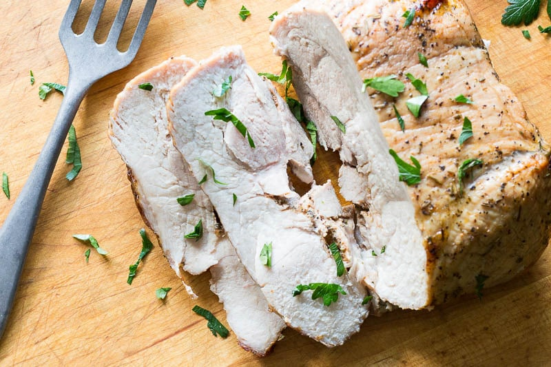 Pork sirloin roast is tender, flavorful, and incredibly easy to prepare! Make this delicious cut of pork the centerpiece of your dinner table.