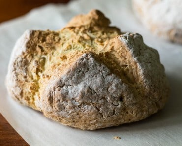 Love soda bread but have no buttermilk? This simple recipe for soda bread without buttermilk is the solution. Easy to make, and tastes absolutely delicious!