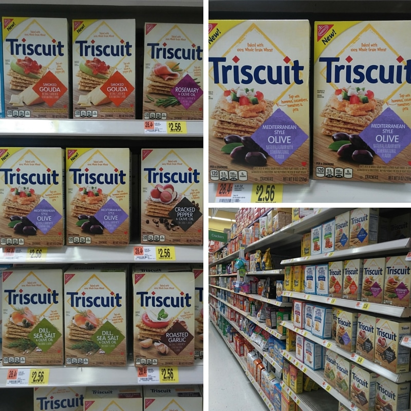 Triscuits at Walmart