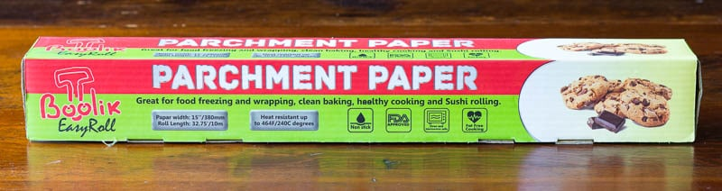 Can You Put Parchment Paper In The Oven Recipe For
