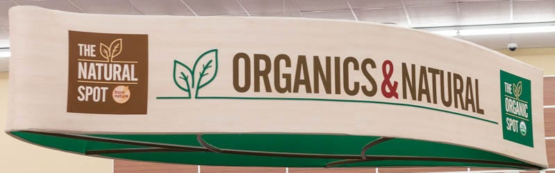 Did you know that Safeway has opened three new stores in Florida? I visited one in Altamonte Springs (near Orlando) to check out the offerings, like the organic products.