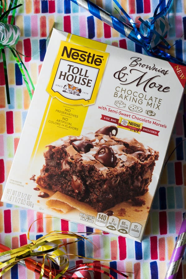 Toll House Brownie Mix
