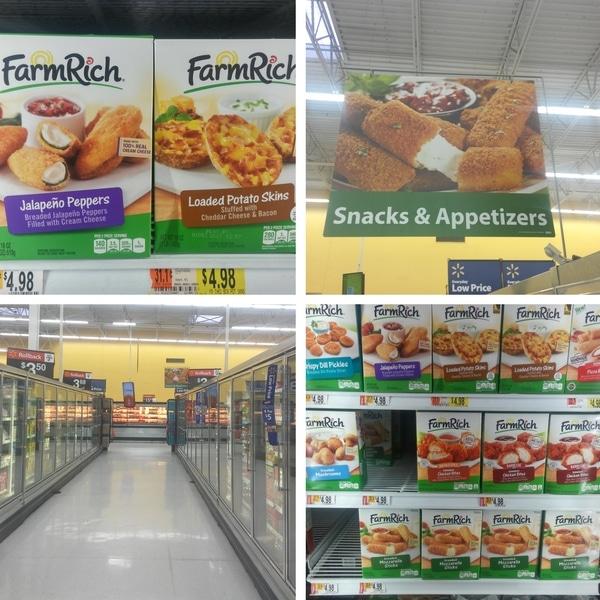 Farm Rich at Walmart