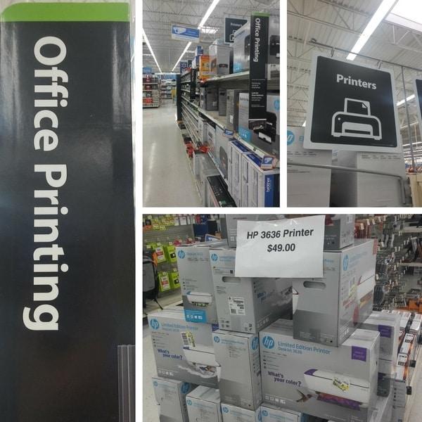 HP3636 at Walmart