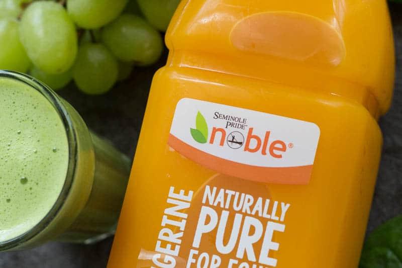 Noble Juice Tangerine