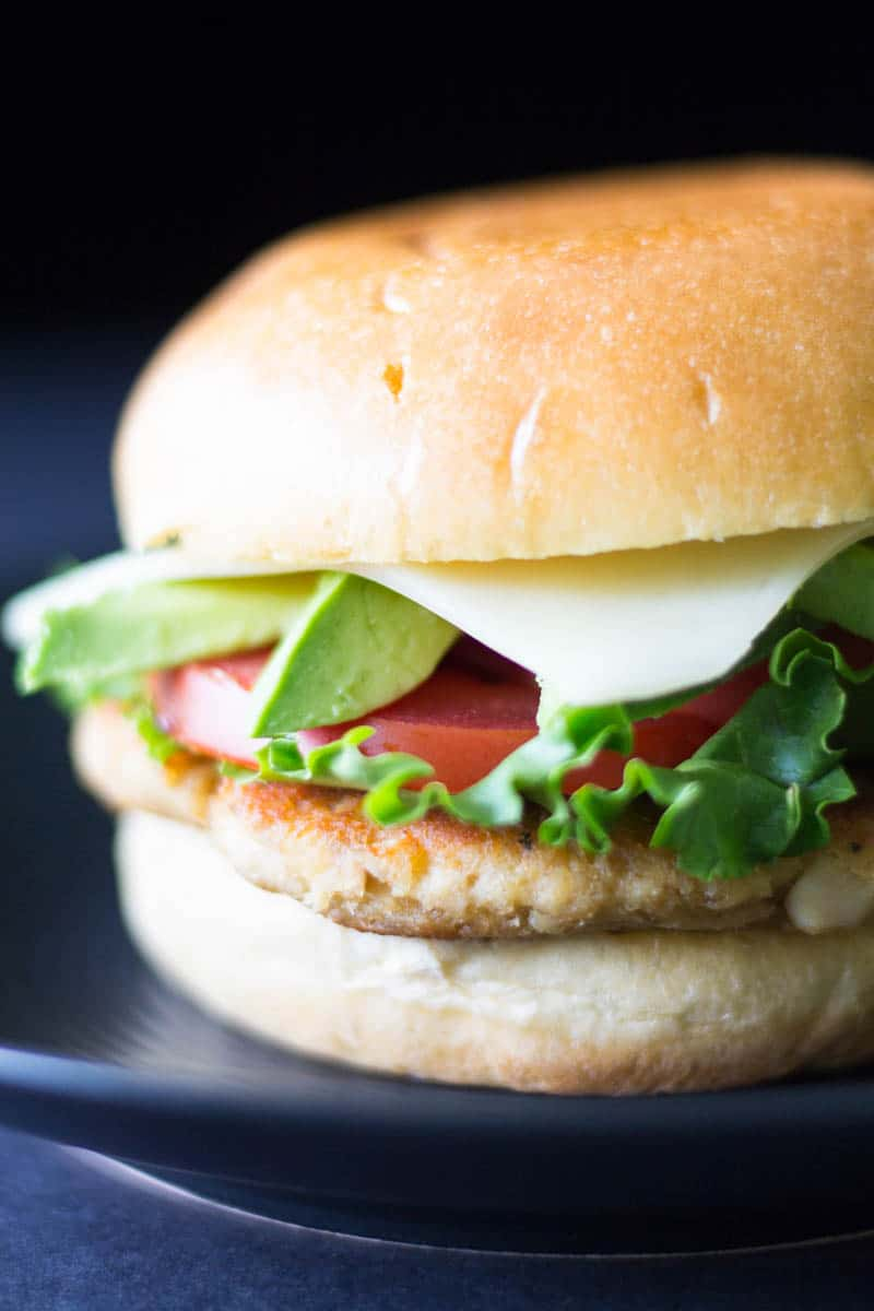You haven't had tuna burgers until you've tried this tuna burger recipe! It's so easy and delicious that it will make you look at tuna in a whole new way.