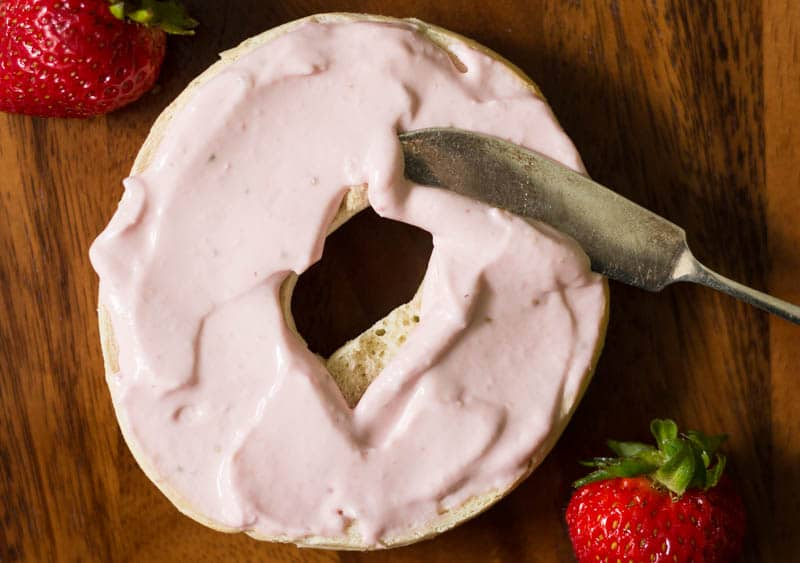Fresh Strawberry Cream Cheese Recipe For Perfection