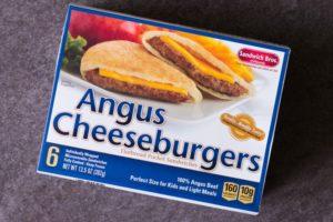 Angus Cheeseburgers