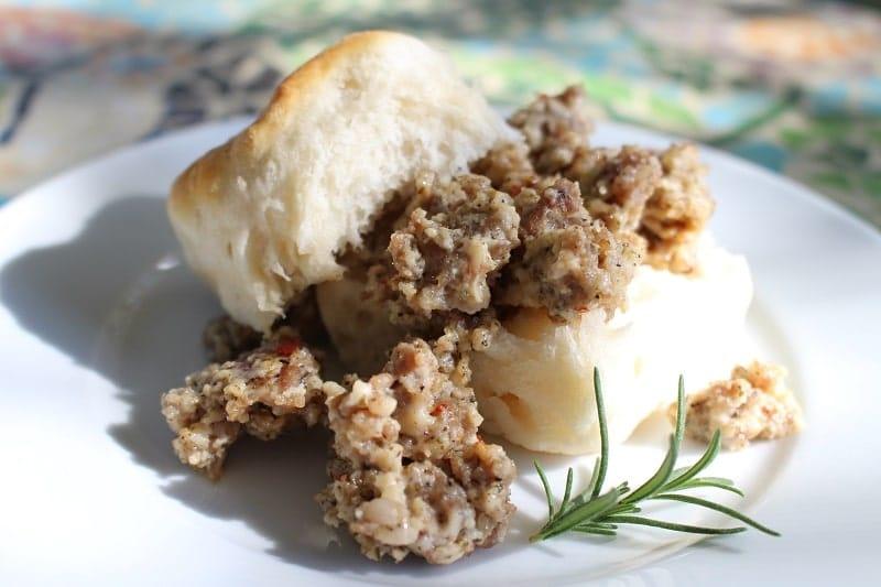 sausage-gravy-on-a-biscuit-bonus
