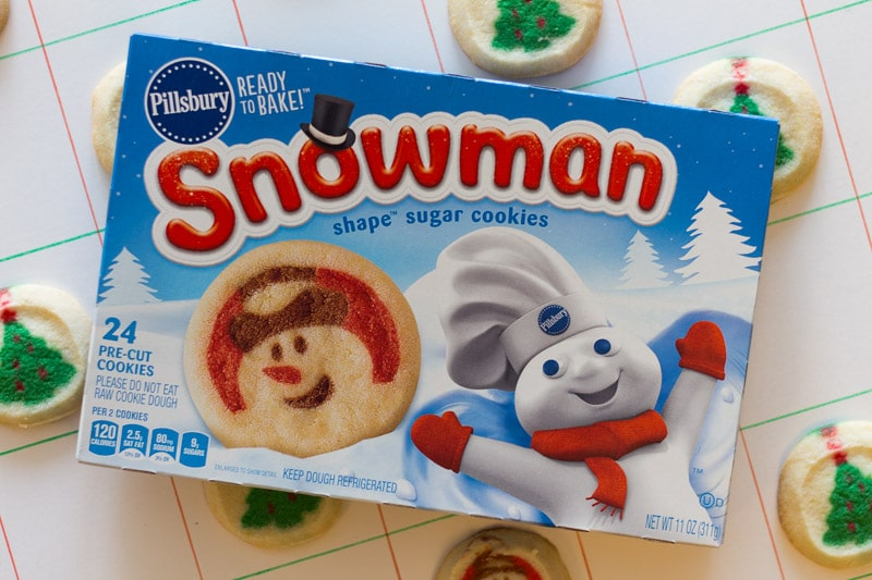 pillsbury-snowman-cookies