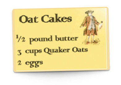 Quaker Oats Oat Cakes image in Quaker Oatmeal Cookies recipe