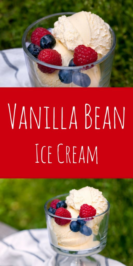 Creamy, dreamy vanilla bean ice cream, made the right way with a simple custard base and real vanilla. Say hello to your new favorite flavor!