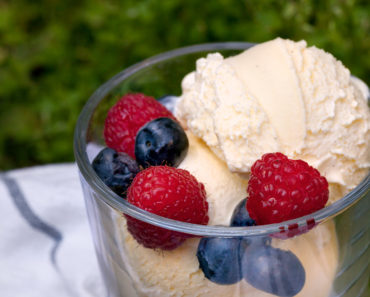 Creamy, dreamy vanilla bean ice cream, made the right way with a simple custard base and real vanilla. This ice cream will become your new favorite flavor!