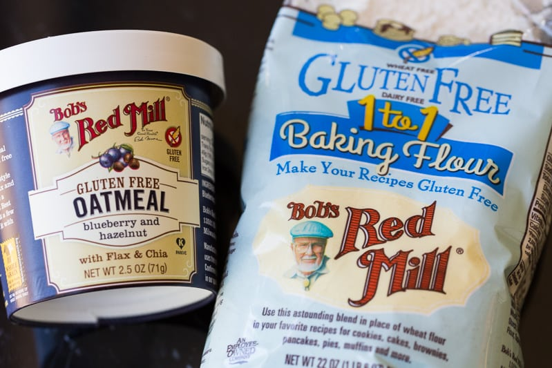 Bob's Red Mill Gluten Free Products