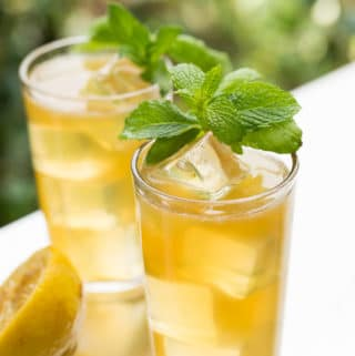 Brown Sugar Grilled Lemonade Recipe