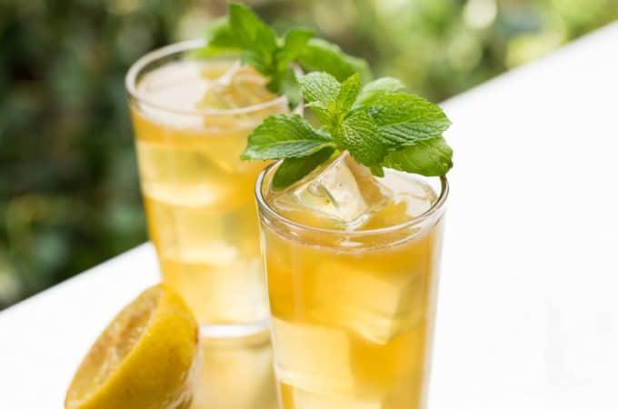 Brown Sugar Grilled Lemonade Recipe