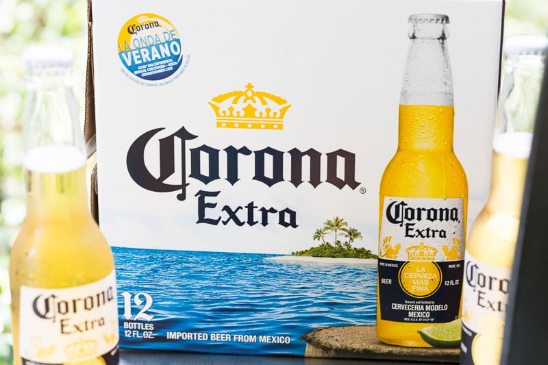Corona Extra Summer Packaging