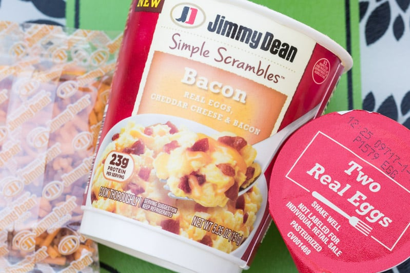 Jimmy Dean Simple Scrambles Ingredients