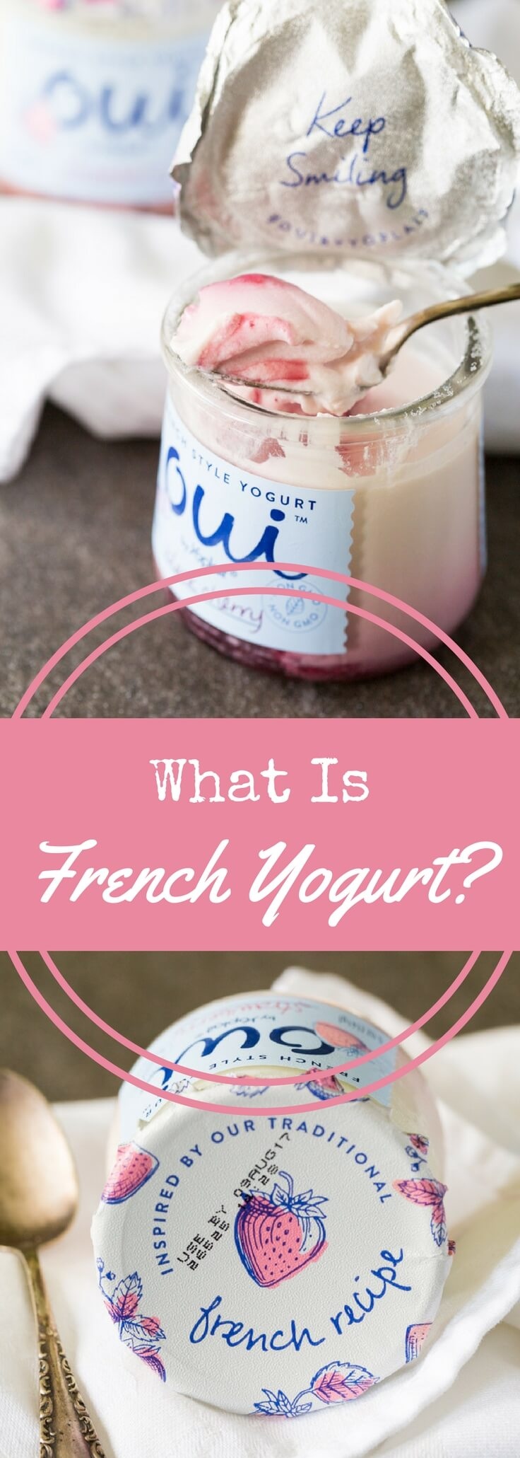 French yogurt is cultured in its own glass pot, creating a uniquely thick, creamy, and custard-like consistency.  Get the details and find out where to buy.
